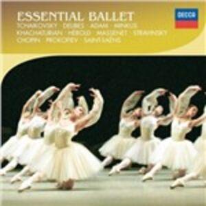 CD Essential Ballet
