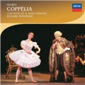 CD Coppelia di Léo Delibes