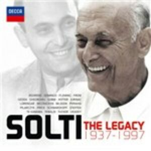 CD The Legacy 1937-1997