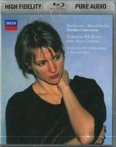 CD Concerti per violino