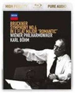 CD Sinfonia n.4 di Anton Bruckner
