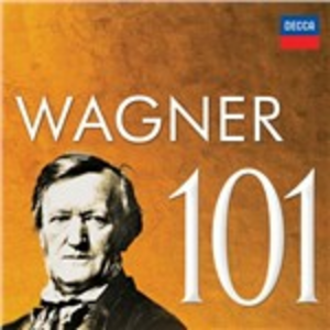 CD Wagner 101 di Richard Wagner