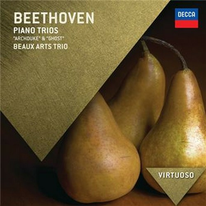 CD Trii con pianoforte di Ludwig van Beethoven