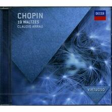 Valzer - CD Audio di Fryderyk Franciszek Chopin,Claudio Arrau