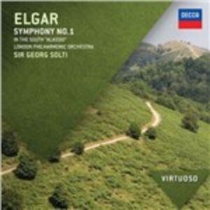 CD Sinfonia n.1 di Edward Elgar
