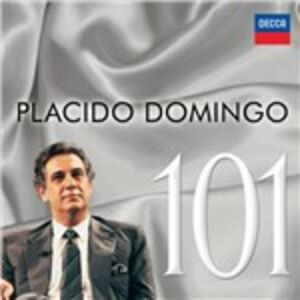 CD Placido Domingo 101