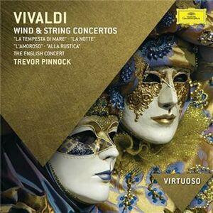 CD Concerti per fiati di Antonio Vivaldi