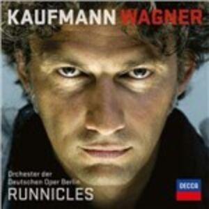 Foto Cover di Kaufmann Wagner, CD di AA.VV prodotto da Decca