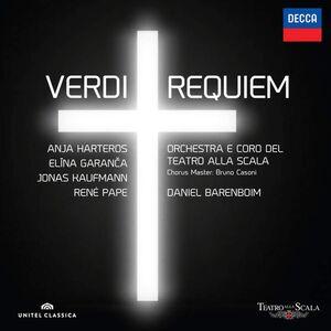 CD Requiem di Giuseppe Verdi
