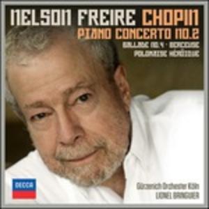 CD Concerto per pianoforte n.2 di Fryderyk Franciszek Chopin