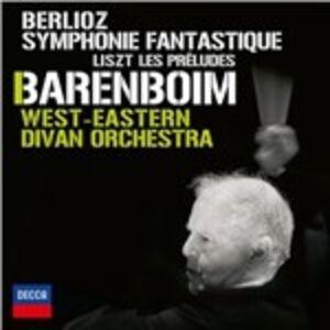 Foto Cover di Sinfonia fantastica (Symphonie fantastique) / Les Préludes, CD di AA.VV prodotto da Decca