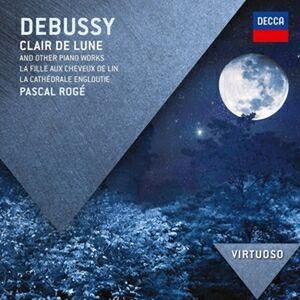 CD Claire de Lune di Claude Debussy