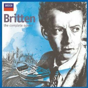 CD Opere di Benjamin Britten