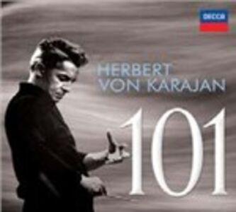 CD Herbert Von Karajan 101