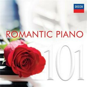 CD Romantic Piano 101