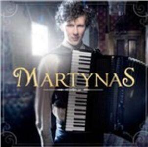 Foto Cover di Martynas, CD di Martynas, prodotto da Universal Classic