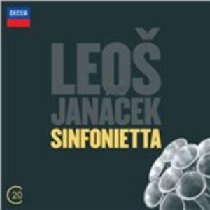 Foto Cover di Sinfonietta - Taras Bulba, CD di AA.VV prodotto da Decca