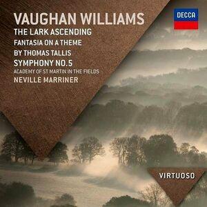 CD Sinfonia n.5 - Grensleeves - The Lask Ascending di Ralph Vaughan Williams