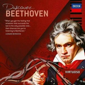 CD Discover Beethoven di Ludwig van Beethoven