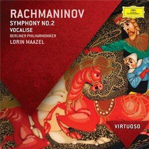 CD Sinfonia n.2 - Vocalise di Sergei Vasilevich Rachmaninov