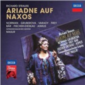 CD Arianna a Nasso di Richard Strauss