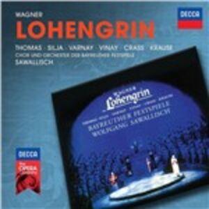 Foto Cover di Lohengrin, CD di AA.VV prodotto da Decca