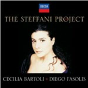 CD The Steffani Project di Agostino Steffani