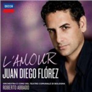 CD L'amour