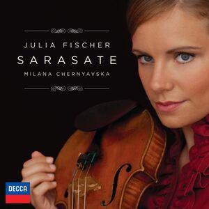 Foto Cover di Sarasate, CD di Pablo de Sarasate,Julia Fischer, prodotto da Decca