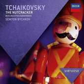 CD Lo Schiaccianoci Pyotr Il'yich Tchaikovsky Berliner Philharmoniker Semion Bychkov