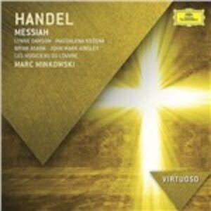 CD Messiah di Georg Friedrich Händel