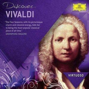 CD Discover Vivaldi di Antonio Vivaldi