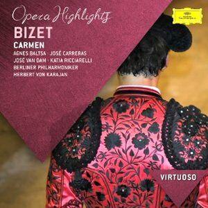 Foto Cover di Carmen, CD di AA.VV prodotto da Decca