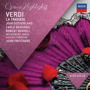 Foto Cover di La Traviata, CD di AA.VV prodotto da Decca