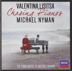 CD Chasing Pianos. The Piano Music of Michael Nyman di Michael Nyman