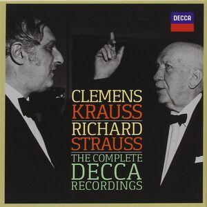 CD The Complete Decca Recordings di Richard Strauss