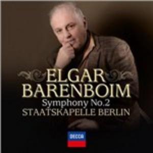 CD Sinfonia n.2 di Edward Elgar