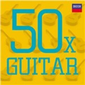 CD 50 X Guitar