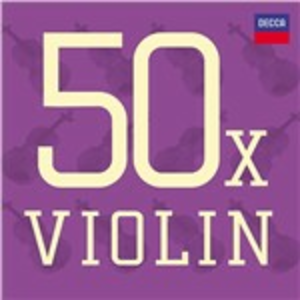 CD 50 X Violin
