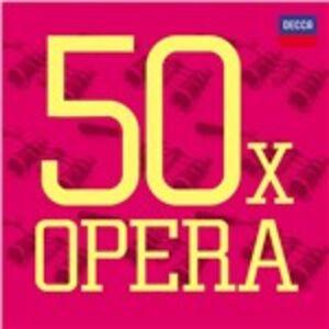 CD 50 X Opera