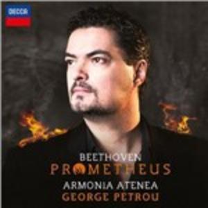 CD Le creature di Prometeo di Ludwig van Beethoven