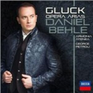 CD Arie d'opera di Christoph Willibald Gluck