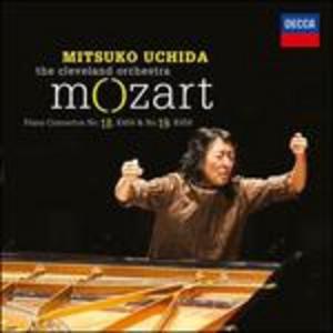 CD Concerti per pianoforte n.18, n.19 di Wolfgang Amadeus Mozart
