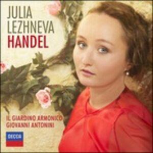 CD Händel in Italy di Georg Friedrich Händel