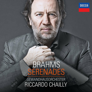CD Serenate di Johannes Brahms