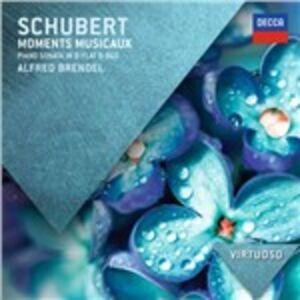 CD Sonata D960 - Momenti musicali di Franz Schubert