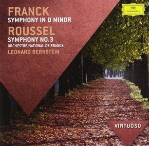 CD Sinfonia in Re minore / Sinfonia n.3 César Franck , Albert Roussel