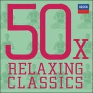 CD 50 X Relaxing Classics