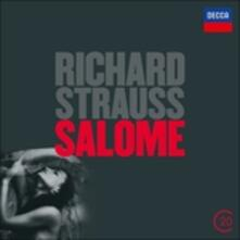 Salome - CD Audio di Richard Strauss,Wiener Philharmoniker,Catherine Malfitano