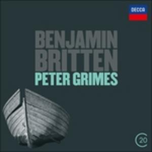 CD Peter Grimes di Benjamin Britten